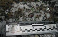 У Харківській області на цвинтарі знайшли тіло чоловіка, який підірвався на гранаті