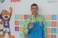 "Боксер Бондарчук выиграл ""серебро"" юниорской Олимпиады"