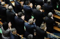 Мажоритарщик Шаповалов не исключает, что может выйти из фракции ПР
