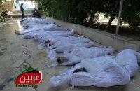 Французские спецслужбы доказали наличие тысяч тонн химоружия в Сирии