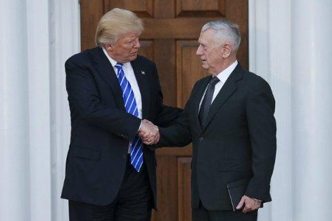 Трамп назвав ім'я майбутнього голови Пентагону