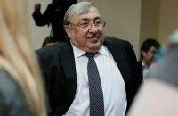 Інтерпол зняв з розшуку екс-голову Вищого госпсуду Татькова
