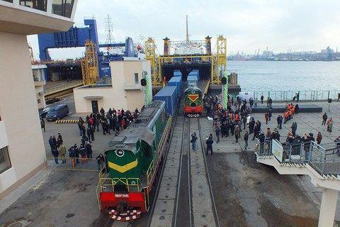 Поезд из Украины в Китай в обход России ехал 16 дней (обновлено)