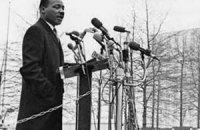 В США нашли неизвестное интервью Мартина Лютера Кинга