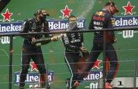 """Гамильтон вошел в историю: британец побил """"вечный"""" рекорд Шумахера по количеству побед в Формуле-1"""
