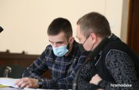 Суд отправил под домашний арест еще двух участников акции возле ОПУ
