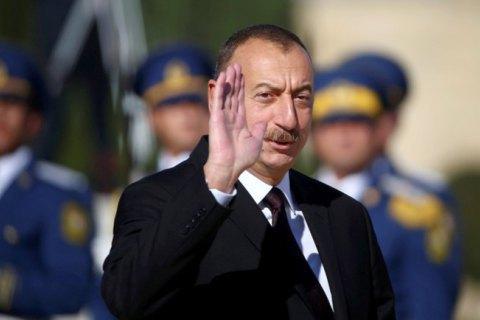 Президент Азербайджана назвал Украину близким стратегическим партнером