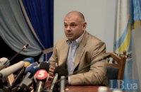 Палиця не змінив губернаторство на депутатство