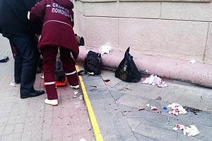 Минское метро взорвали неизвестным веществом