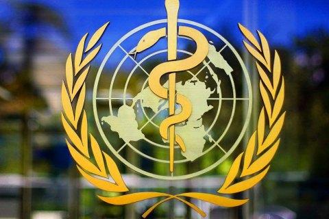 Світ вийшов на плато захворюваності на COVID-19, - ВООЗ