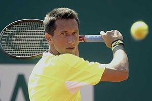 Стаховский проиграл в четвертьфинале турнира в Уинстон-Салеме