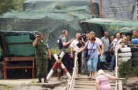На время ремонта моста в Станице Луганской построят еще один мост
