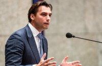 Нідерландський політик, який виступав проти Угоди України з ЄС, зізнався у зв'язках з Росією