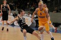 Украинки были разгромлены Францией на Евробаскете-2015