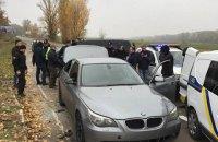 Поліція затримала трьох підозрюваних у замаху на координатора С14 Мазура