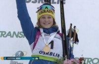 Украинка Екатерина Бех стала двукратной чемпионкой мира среди юниорок