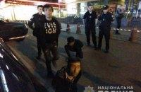 Четверо иностранцев устроили стрельбу в кафе на Оболони
