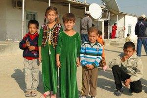 У Туркменії потрібні анкети дідів і прадідів, щоб записати дитину в садок