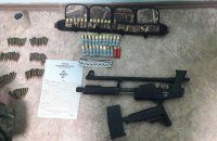 Активист торговой блокады пытался перевезти оружие из Луганской области в Киев