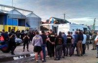 Полиция задержала 53 подозреваемых в попытке захвата элеватора в Харьковской области