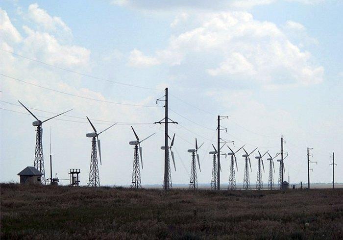 Сиваська вітроелектростанція