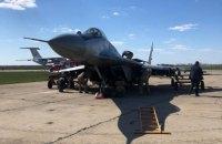 МіГ-29 отримав пошкодження під час аварійної посадки на аеродромі в Мелітополі (оновлено)