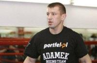 Адамек вернется 24 марта