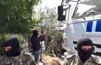 У Бахчисараї російські силовики затримали двох кримськотатарських активістів