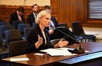Уроженка Украины Виктория Спарц прошла в палату Конгресса США от штата Индиана