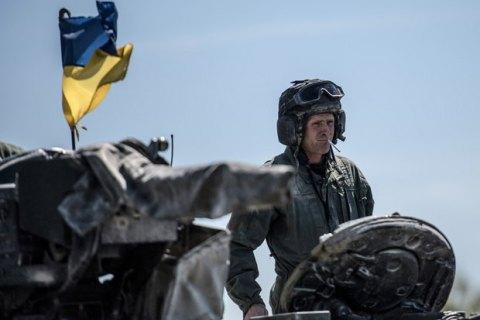"""Штаб АТО констатував зрив """"весняного"""" перемир'я на Донбасі"""