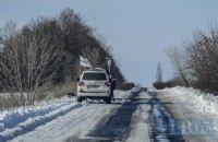 ОБСЄ зафіксувала шість самохідних гаубиць біля окупованого селища в Луганській області