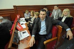 Из-за ареста Тимошенко Кличко прервал тренировки