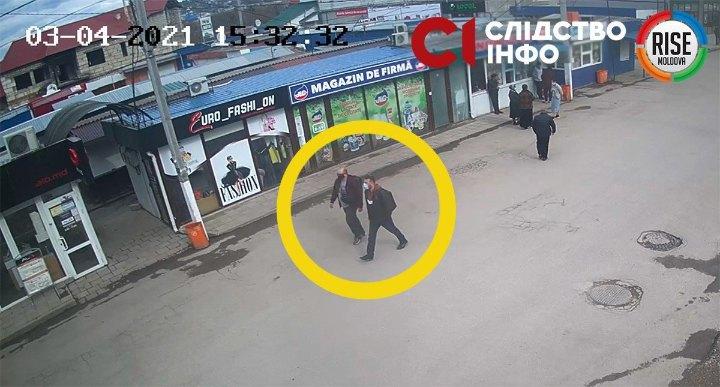 Вірогідні викрадачі Чауса з Молдови