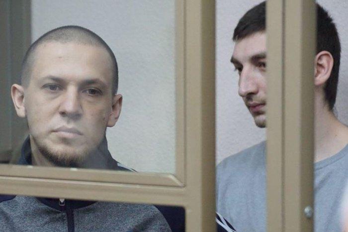 Арсен Джеппаров (слева) и Рефат Алимов