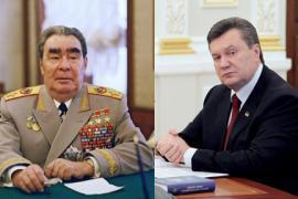 Тимошенко: Янукович похож на позднего Брежнева