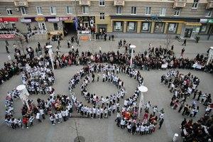 Майданс: Полтава станцует в поддержку Днепропетровска