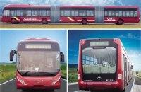 Китай построил самый большой в мире автобус