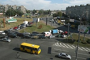 Влада Києва запропонувала перейменувати Ленінградську площу на Дарницьку