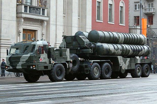 РЗК С-400 Триумф