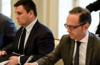 Україна і Німеччина домовилися про зустріч експертів щодо Керченської протоки