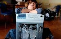 Украинская волонтер просит помощи в сборе средств на кислородные аппараты