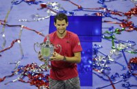 Уперше в історії чоловічий фінал US Open завершився на тай-брейку
