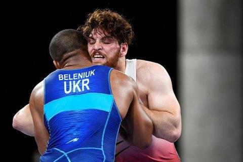 Жан Беленюк и Парвиз Насибов вышли в финал Олимпиады