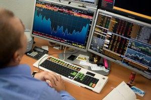 Украинская биржа бастует