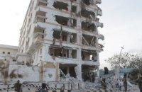 Боевики взорвали гостиницу в столице Сомали: 13 жертв