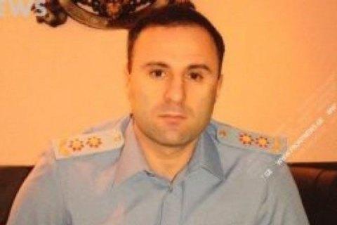 Суд в Грузии санкционировал арест главы одесской полиции