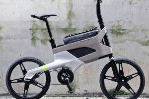 Французы изобрели велосипед с местом для ноутбука