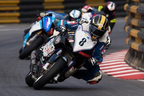 Британський мотогонець Даніель Гегарті загинув на Гран-прі Макао