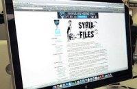 Евросоюз изучает публикации WikiLeaks по Сирии