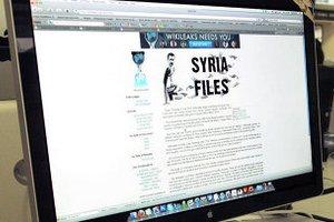 Євросоюз вивчає публікації WikiLeaks про Сирію